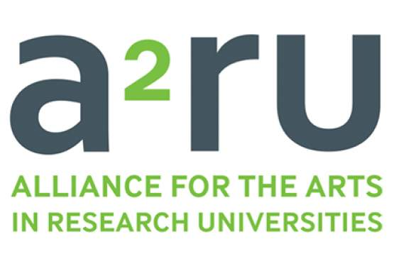 letter logo of a2ru